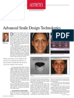 Advanced Smile Design Article