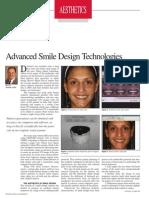 Advanced Smile Design Article