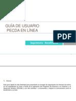 ANEXO 22 Guia de Seguimiento en Tutoría para Beneficiarios_PECDA en línea