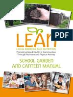 School Garden and Canteen Manual