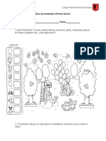 Guía de matemática Primero básico (1)
