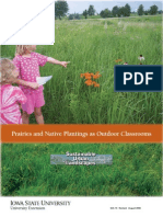 Prairies and Native Plantings as Outdoor Classrooms