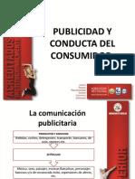 Diapositivas - Publicidad y Conducta Del Consumidor.