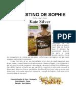 CHE - 278 - Kate Silver - O Destino de Sophia