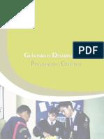 Guia Para El Desarrollo Del to Creativo
