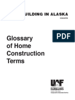 Glossary of Home Construction Terms - HCM-04759