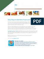 Free Diabetes-Friendly Recipe Download