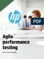 Agile Performance Testing - English