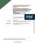 J. Clin. Microbiol.-2007-International Quality Assurance Study. Gr.A