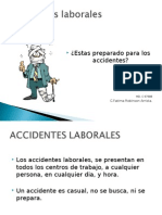 Atencion Primaria de Accidentes Ppt