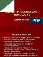 English Phonetics and Phonology 5