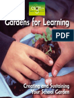 Gardens for Learning