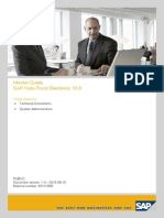 NFE 10.0 - Master Guide Version 1.4 for NFE 10.0 SP11