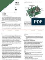 Gas Sensor - Starter Guide