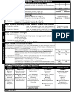 acid-base worksheet