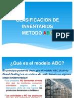 Clasificacion de Inventarios Metodo ABC 3