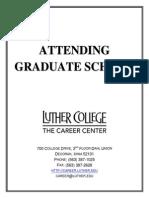 Attending Graduate School Guide