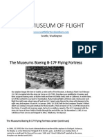 The Boeing Bee - B17F