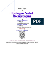 106553270 Hydrogen Fuel Rotary Engine