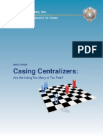 Casing Centralizers