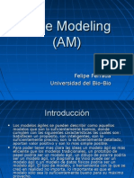 Agile Modeling (AM)