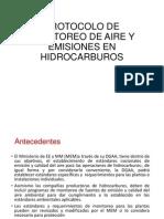 Protocolo de Monitoreo de Aire en Hidrocarburos 26.03
