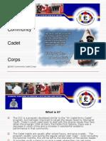 RCMP Community Cadet Corps