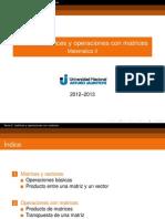 02 Matrices Presentacion