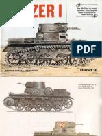 Waffen-Arsenal Band 018 - Panzer I