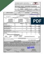 Informe de pago de Fideicomiso Laboral