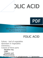 Folic Acid.