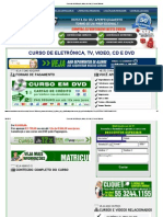 Curso de eletrônica, tv, vídeo, cd e dvd _ Cursos Edubras.pdf