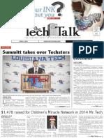 The Tech Talk 4.3.14