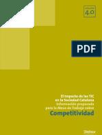 Las TIC y la Competitividad - Telefónica