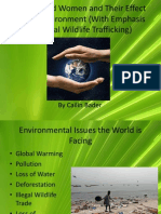 Third World Women and Their Impact on Environmental Issues Presentation
