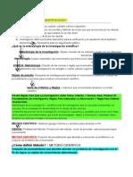 QUÉ ES LA CIENTIFICIDAD, metodologia de la investigacion .doc