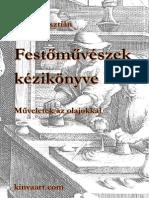 Festőművészek kézikönyve I. részletek