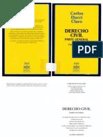 Derecho Civil - Parte General - Carlos Ducci