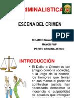 Escena Del Crimen i