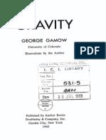 Gravity George Gamow