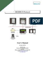 Alarm Modbus Protocol Uk PDF
