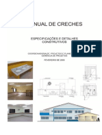 Manual de Creches