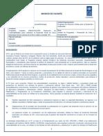 Redhum GT Anuncio de Vacante Especialista en Fortalecimiento Institucional PNUD-20131111-IC-13923