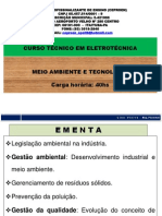 AULAS PDF - Técnico em Eletrotécnica - 300 SLIDES