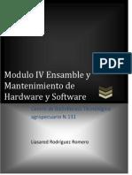 Liasared Rodriguez Romero Los Componentes de Hardware y Conceptos de Ensamble