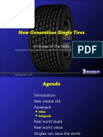 Michelin Single Tires