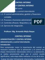 I, ADMINISTRACIÓN Y CONTROL INTERNO.pptx