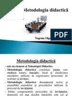 Curs 10 Metodologia Didactica