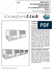 Air-cooled Reciprocating 30gt Liquid Chiller Carrier