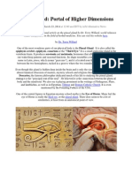 Pineal Gland - Portal of Higher Dimensions